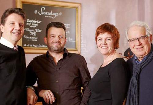 stadtcafé Team